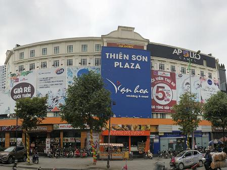 TTTM Thiên Sơn Plaza Hà Đông