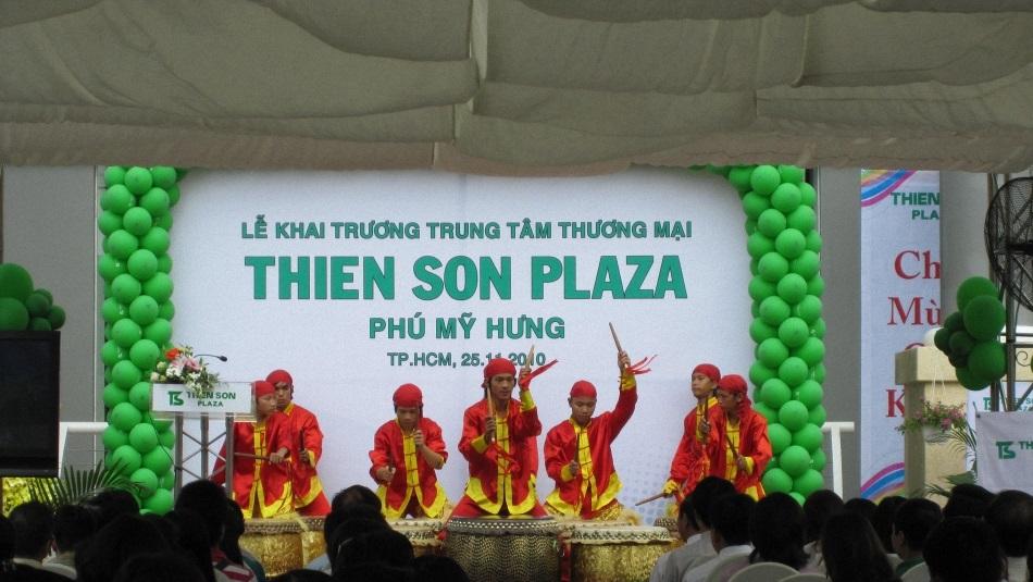 Khai trương Thiên Sơn Plaza